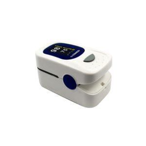 Pulsioxímetro portátil con onda pletismográfica