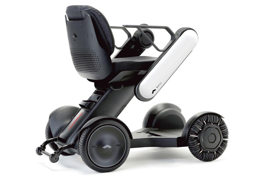 silla ruedas Whill Model C