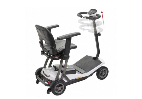 Scooter Invacare Scorpius A