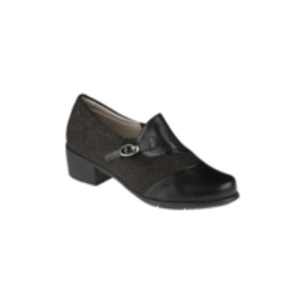 zapato mujer hebilla